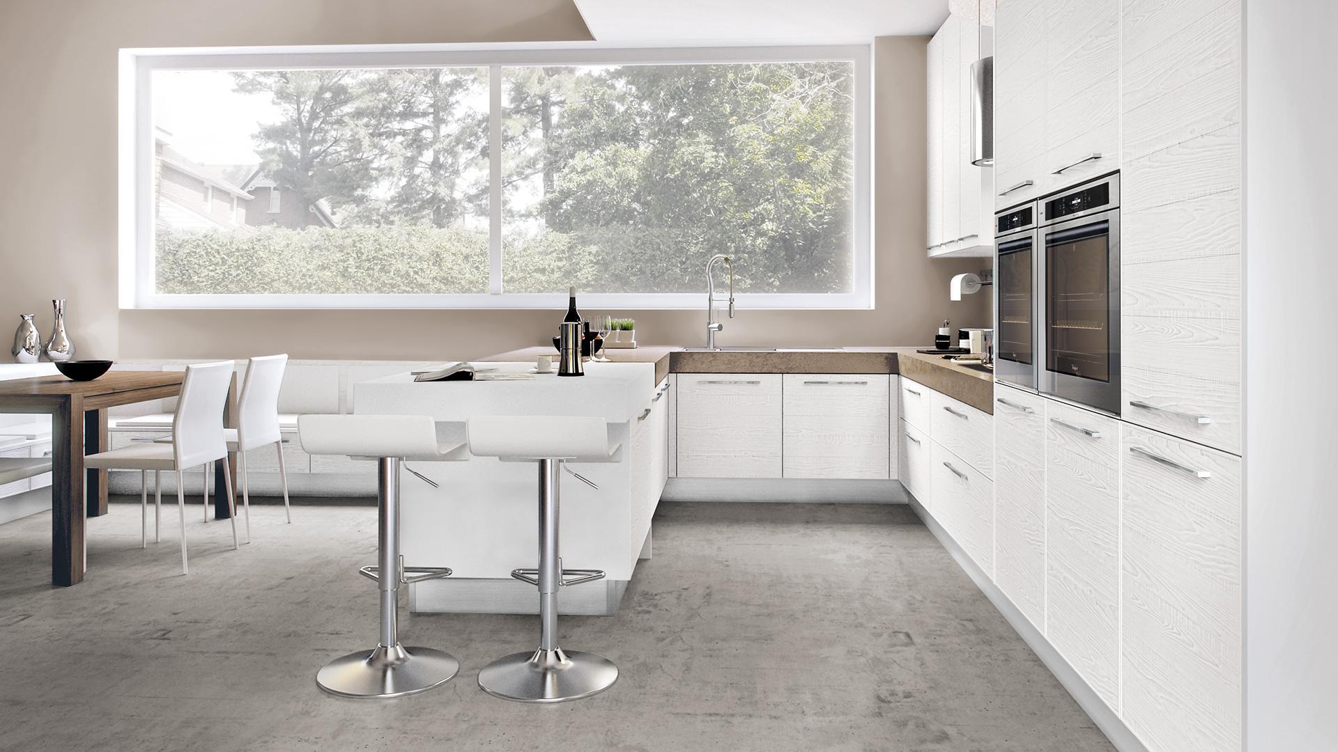 Beautiful cucina lube adele gallery home interior ideas for Mobilia store cucine