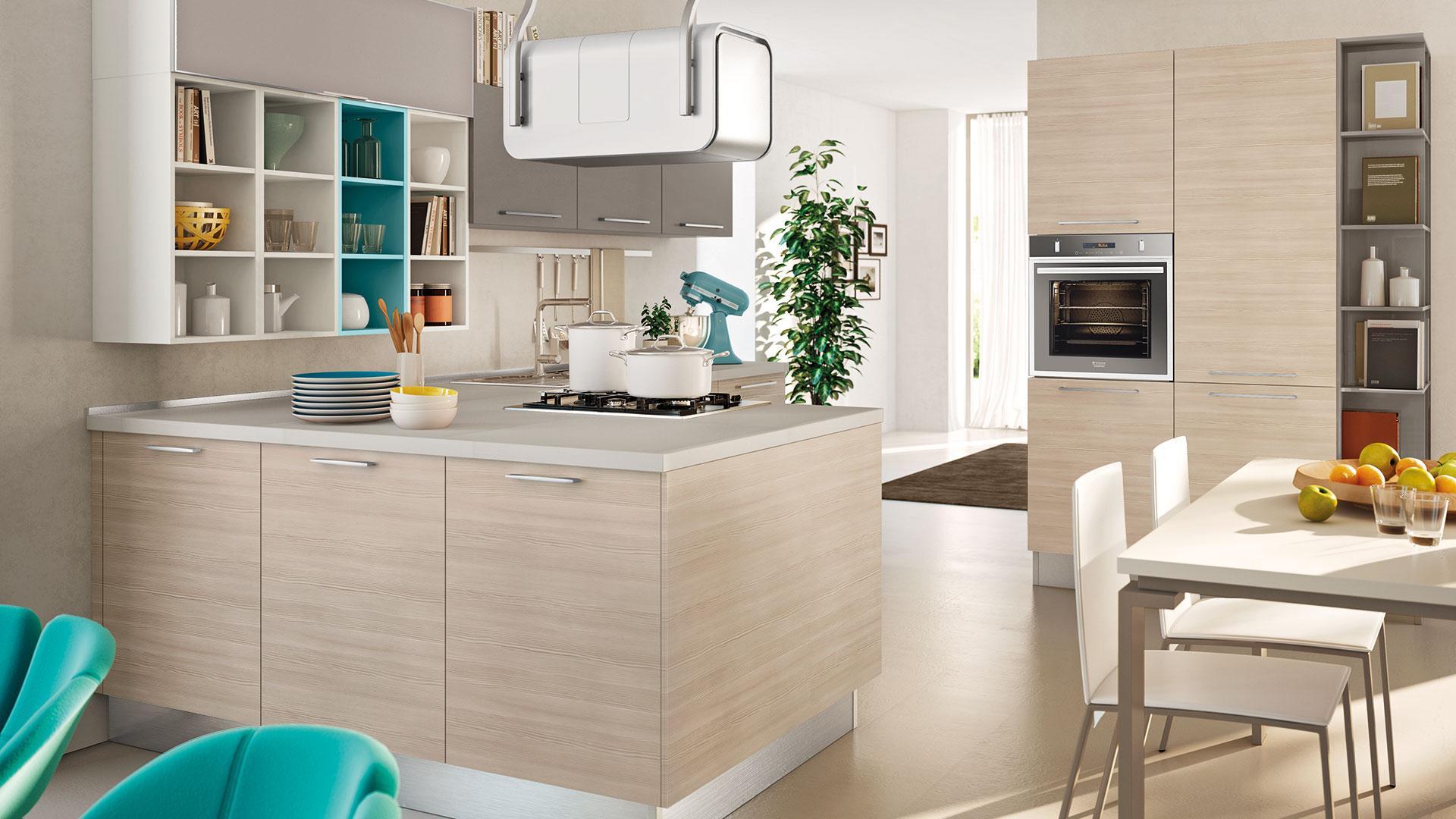 Beautiful Soggiorni Moderni Lube Photos - Modern Home Design ...